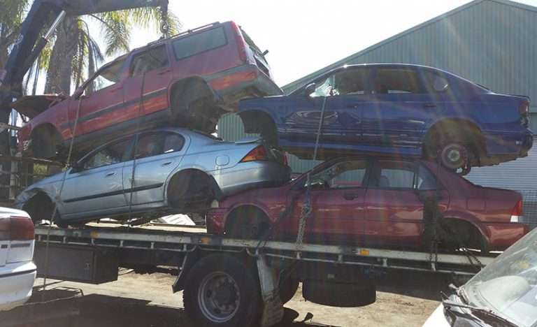 Scrap Car Removal australia