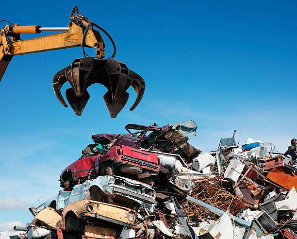 Process Of Car Recycling