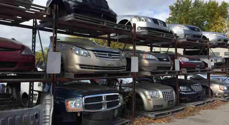 Car Wreckers in Wollongong