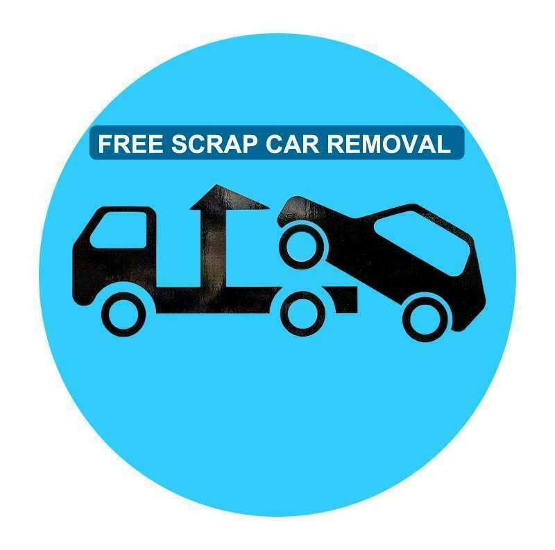 Free Scrap Car Removal Service