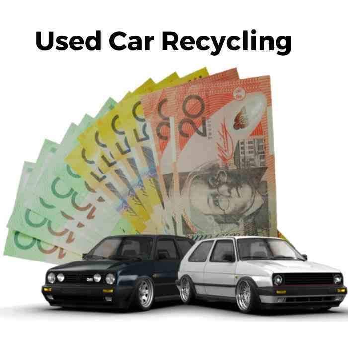 Used Car Recycling & Disposal