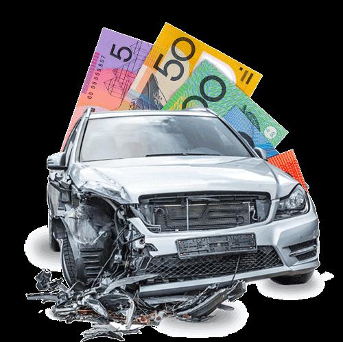 damaged car disposal