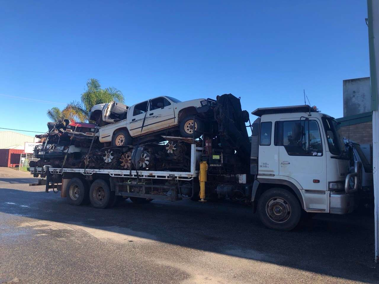 Car Removal For Central Coast