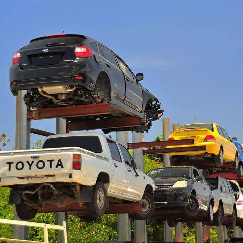 Cash For Damaged Car Works
