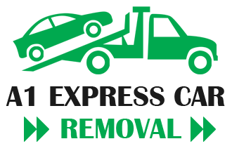 a1 express car removal Logo