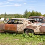 get rid of your old car