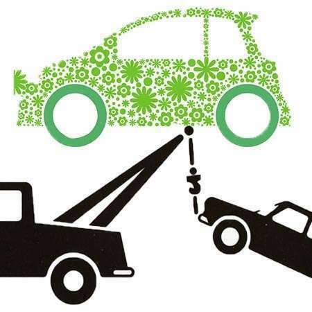 Junk Car removal is better for the environment