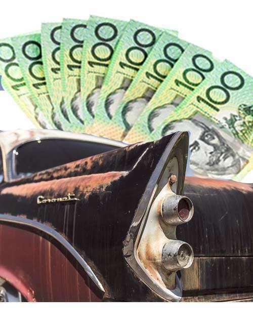 Junk Cars Quick Source for Cash