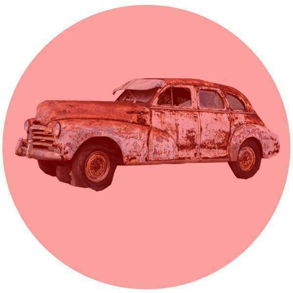 junk cars are eye shores