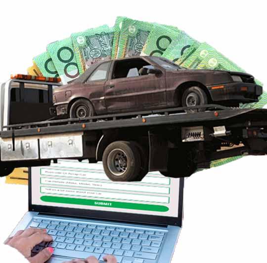 Sell Scrap Car Online