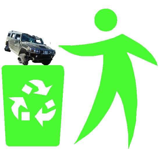 Eco-Friendly Car Disposal